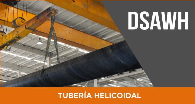 Forza Steel Tubería DSAWH
