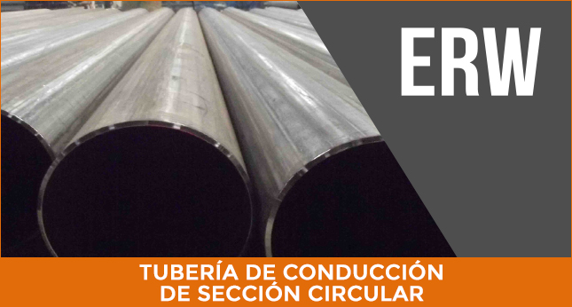 Forza Steel Tubería ERW