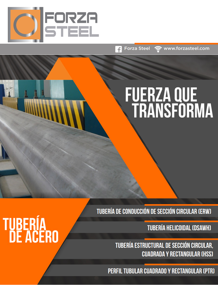 productos forza steel