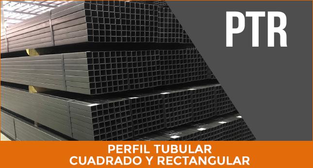 Forza Steel Tubería PTR