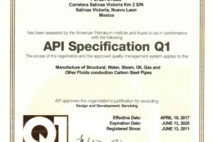 API Q1 2018-2019