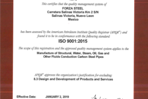 ISO 90012015 2018-201